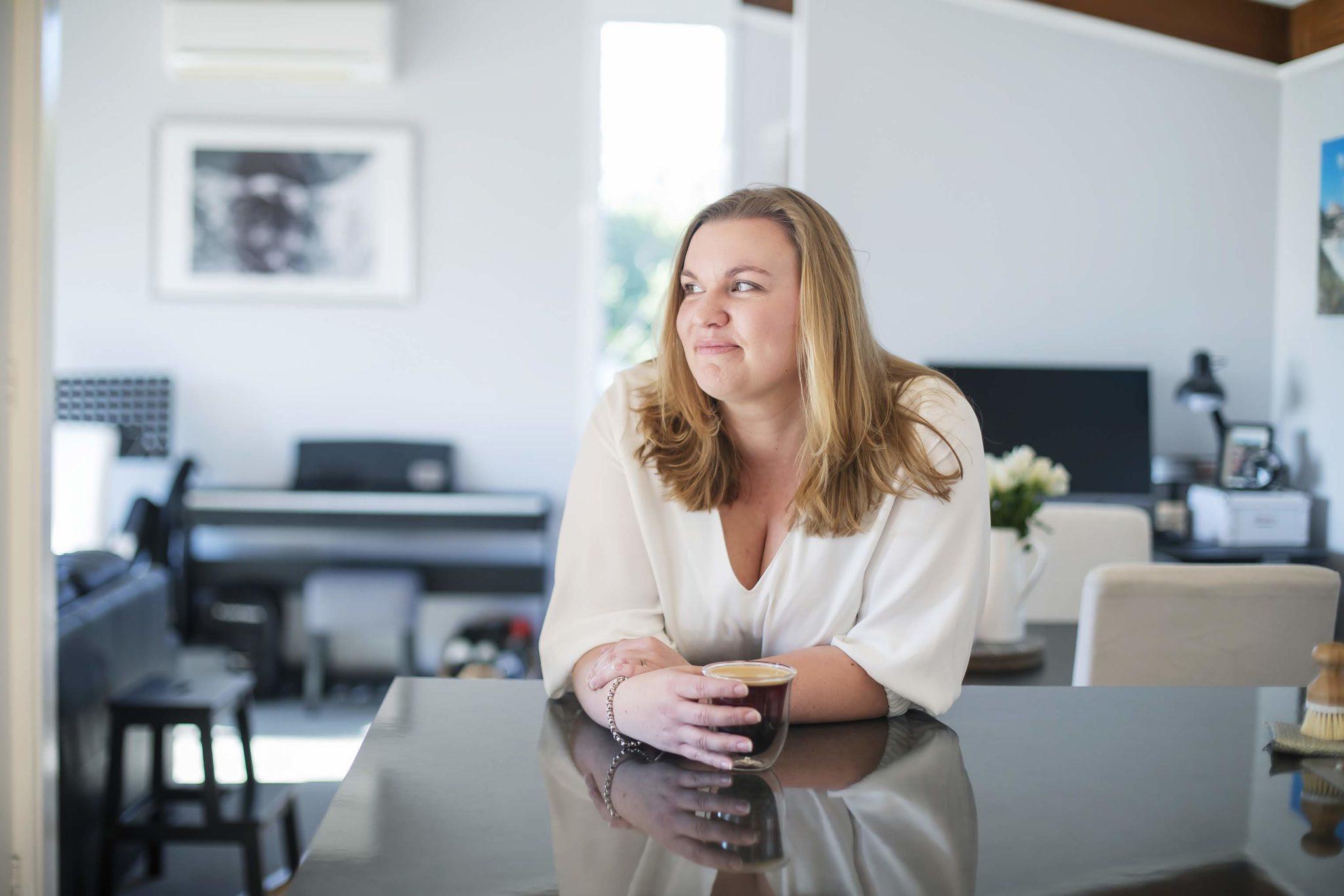 Lauren Winzar - Decluttering and Organizing Coach