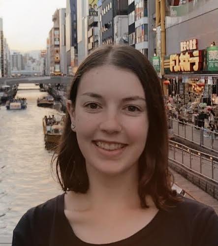 Meet your host, long time CBR Gals Network member, Natalie Udler.